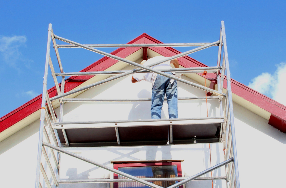 home exterior painting north texas