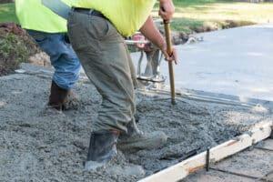 concrete contractor north texas 9